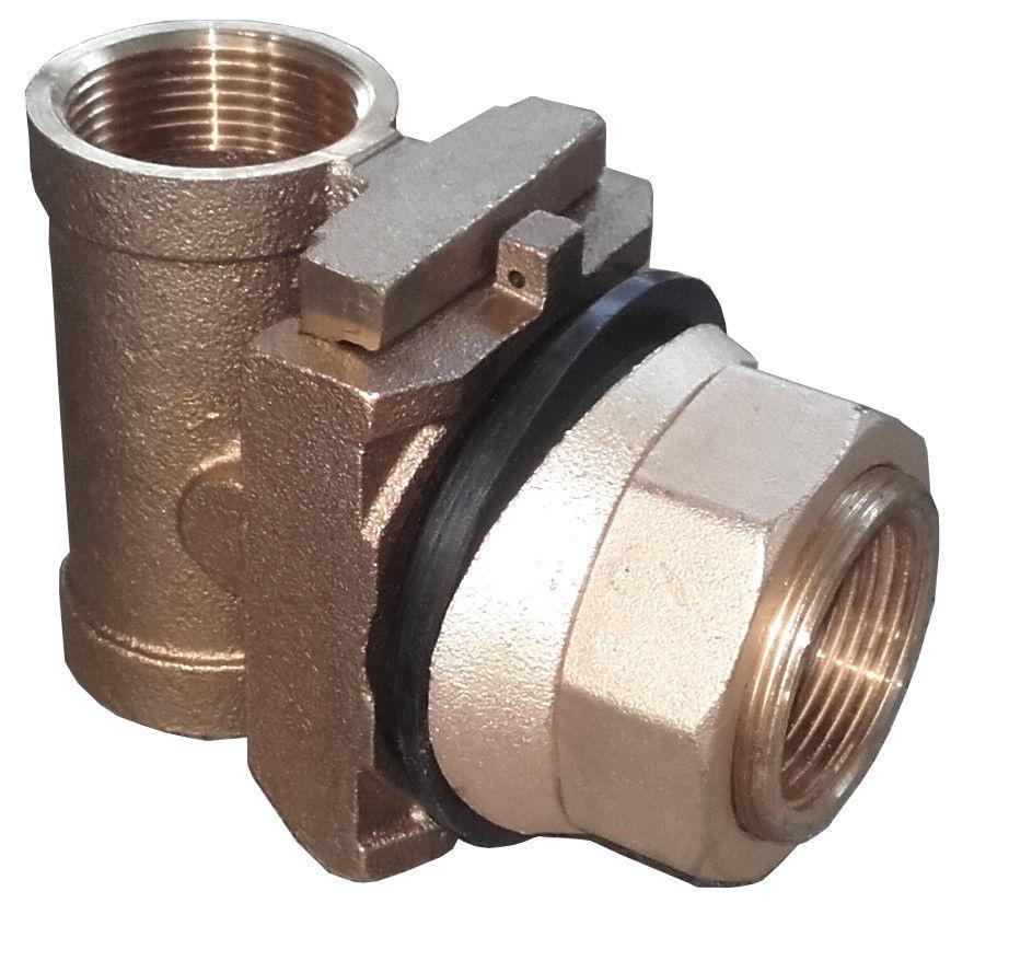 Unde se monteaza un adaptor rapid put pentru pompa submersibila?