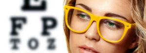 Cum alegem ramele pentru noii ochelari de vedere in functie de forma fetei?